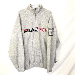 Fila Tech Fleece zipup